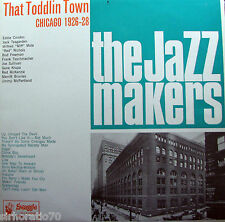 CHICAGO 1926-8 That Toddlin' Town LP Swaggie