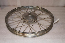 PUCH MOPED SCOOTER NOS NEW- 773-108-000 front rim MAXI MAXI-S NEWPORT SPORT