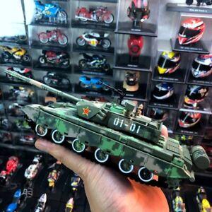 1:48 Chinese Type 99 Main Battle Tank Military Chariot Crawler Armored Vehicle