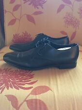 New Men's Armani Plain Toe Oxford shoe size 9-10 (Black) - 25% discount
