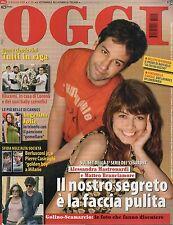 Oggi 2008 22.ALESSANDRA MASTRONARDI-MATTEO BRANCIAMORE,VALERIA GOLINO-SCAMARCIO