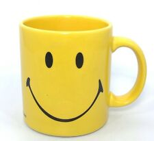 Waechtersbach Smiley World Coffee Mug Happy Face Yellow Made in Germany