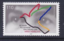 Germany 2023 MNH 1998 Universal Declaration of Human Rights 50th Anniversary