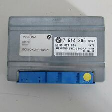 Centralina modulo di controllo 7514365 BMW Serie 5 E39 1996-2003 12754 16-1-D-1)