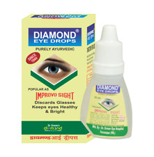 Ayurvedic Diamond Eye Drops Discards Glasses & Keep Healthy Eyes + Free shipping