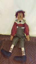 Olde Memories Collection Everett,Wa raggedy andy doll