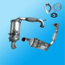 EU5 DPF Dieselpartikelfilter FORD Fiesta VI 1.6 TDCI - UBJA TZJB TZJA T3JA 2010-
