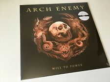 ARCH ENEMY Will to Power NEW SEALED vinile vinyl LP