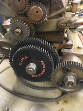 SOUTH BEND HEAVY 10 METAL LATHE METRIC TRANSPOSING CHANGE GEAR SET 3D Printed