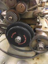 South Bend Heavy 10 Metal Lathe Metric Transposing Change Gear Set 3d Printed