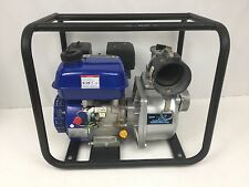 New listing 3inch Powerful Portable Water Pump 6.5 Hp Gas Engine Runs Great 263 Gpm