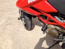 Ducati Streetfighter 1098 2009 onward CRASH MUSHROOMS  SLIDERS BOBBINS BUNGS S2F