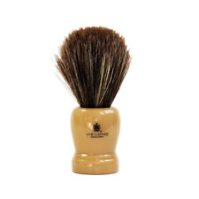 Vie-Long, Horse Hair Shave Brush, Cream Color Handle - Made in Spain VL-12601