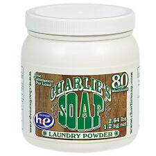Charlies Soap Laundry Powder - 2.64 lb Powder