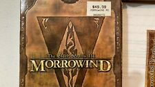 VINTAGE PC GAME / GAMER VIDEO GAME LOT - MORROWIND QUAKE DOOM AND MORE!!