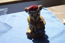 WADE OSCAR THE CHRISTMAS BEAR    NEW BOXED    WADE  CHRISMAS  FAIR  1998