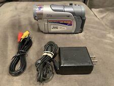 JVC GR-D22u Mini DV Digital Video Camera