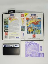 Sega master system global gladiators working perfectly GREAT CONDITION FAST POST