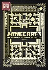 NEW ED Minecraft The Complete Handbook Collection Official Mojang 4 Book Box Set