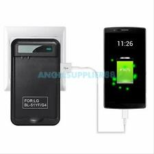 Portable USB Battery Wall Charger Dock Cradle Adapter US Plug For LG G4 BL-51YF