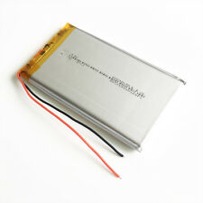 3.7V 8000mAh LiPo Polymer Battery Rechargeable For Tablet PC Power Bank 8065113