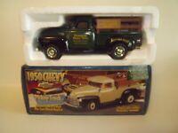 Ertl Prestige 1950 Chevy Pickup Truck HEMMINGS MOTOR NEWS DieCast Metal NEW
