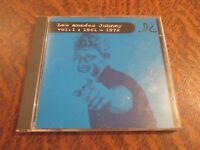 cd album les annees JOHNNY HALLYDAY volume 1 1961-1972
