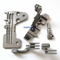 # GS-JUKI-MO25 1SET ajustement pour JUKI OVERLOCK FOOT PLATE FEEDER 2514, 2414