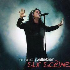 Pelletier, Bruno : Sur Scene CD