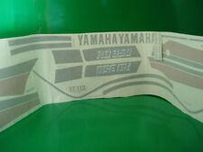 YAMAHA RD 350 LC 1986 MOTO BIANCA/ROSSA ADESIVI