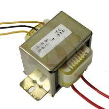 AC 110V Transformer Dual AC 12V - 0V -12V Amplifier Power Supply