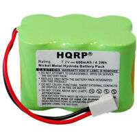 HQRP Internal Battery for ICOM BP-83 IC-3SAT IC-45A IC-45SE IC-M7 Two-Way Radio
