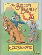 The Secret Island of Oz Graphic Novel Soft Cover 1986 Paperback