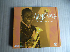 Louis Armstrong C'Est Si Bon 2001 Music CD New Old Stock