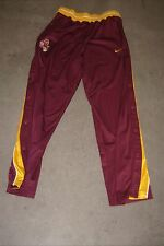 ARIZONA STATE men's Nike basketball warmup pants 1990s (size M) buttons on sides