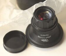 USSR Russian enlarger INDUSTAR 96U 50mm f/3,5 Lens M39 mount analog CZJ Tessar