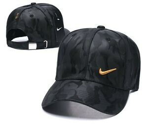 NEW NIKE HAT- FIT all -BASEBALL CAP-ADJUSTABLE HATS unisex
