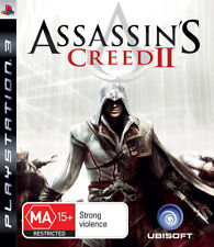 Assassins Creed 2 II PS3 Game USED