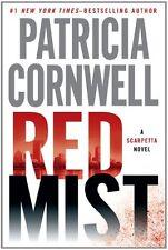 Red Mist (A Scarpetta Novel) by Patricia Cornwell