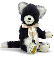 Merrythought Coco Cat classic jointed mohair - 3cm / 9 inches - CCU9 - MIB