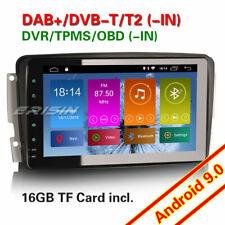 DAB+ Android 9.0 Autorradio TDT Wifi Mercedes C/CLK/G Class W203 W209 Vito Viano
