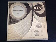 BRUNO BATTISTI D'AMARIO CHITARRA SOLO Impressionism Psych 1970 RTV Library LP NM