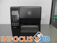 Refurbished Zebra ZT230 Label Printer With Software, Support & Ethernet