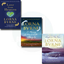 Love from Heaven,The Paranormal, Various A Message ,3 Books Mixed Lot