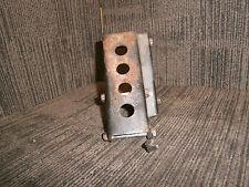 Lexmoto street dfe 125 front engine mount bracket