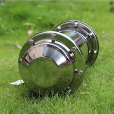 Christmas Gift! 10inch Stainless Steel Time Capsule Storage Cherish Your memory