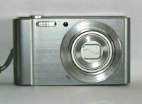 Sony Cyber-Shot Steady Shot DSC-W810 Digital Camera, Untested