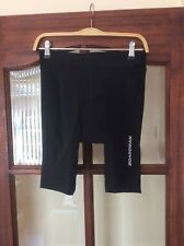 Boardman Womens Black padded seat Cycling Biking Bike Shorts Size UK 14 EU 42