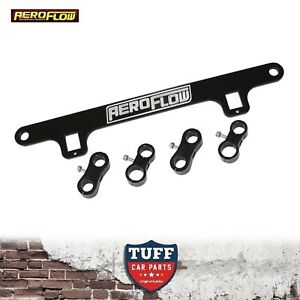 FG FGX Ford Falcon XR6 G6 Turbo Aeroflow Water & Oil Feed Line Support Bracket