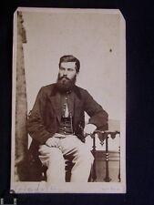 Civil War Era Carte de Visite